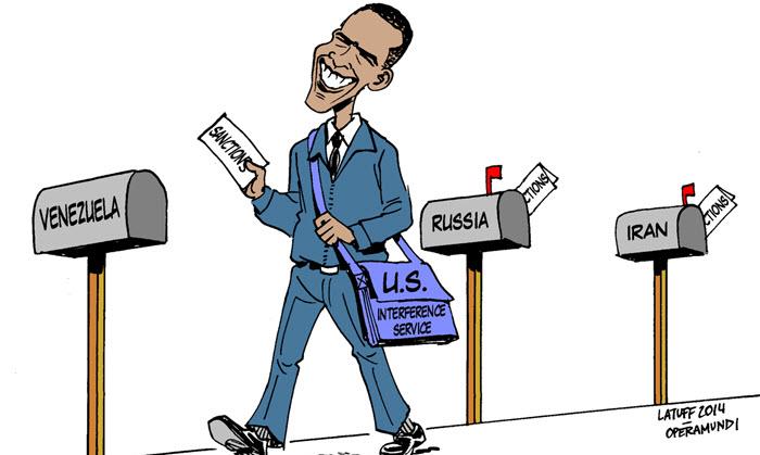Процесс пошел. Иностранные СМИ о Новороссии, присоединении Крыма и влиянии США