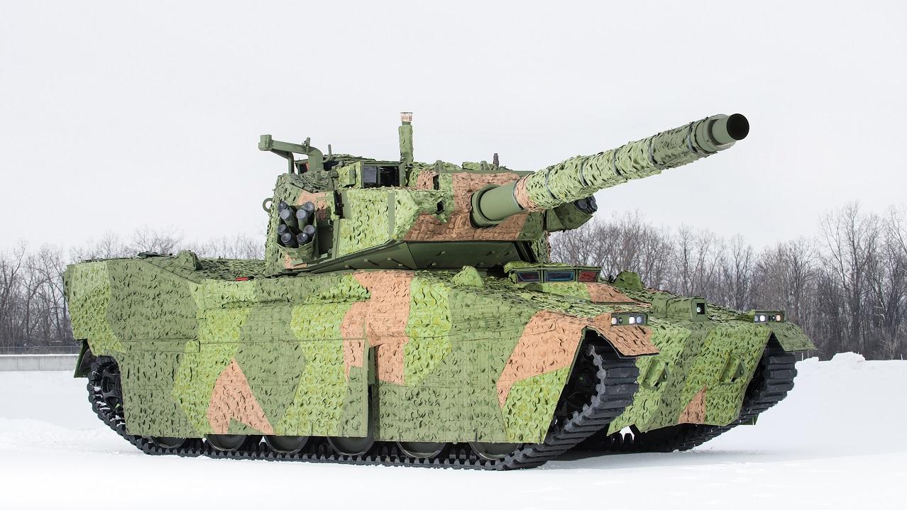 ВАЕ Systems и General Dynamics выбраны армией США для дальнейшей разработки боевых машин MPF