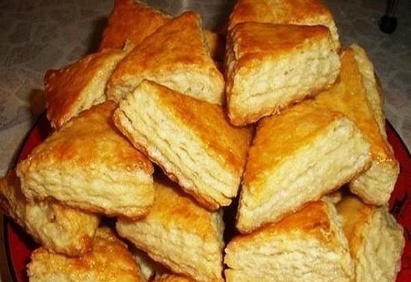Печенье на кефире: рецепт