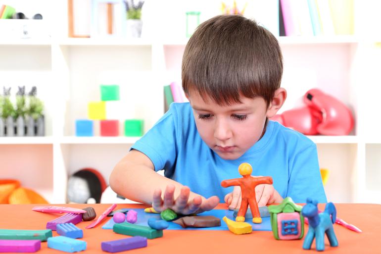 Рукоделие, которое легко освоит ребенок: 5 видов творчества