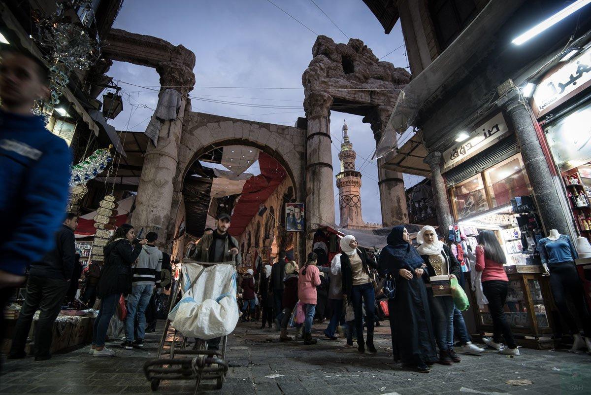 За сутки в Сирию вернулись около 900 беженцев