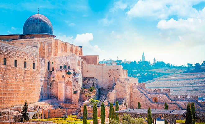 Из ада, из рая ль - надо в Израиль: что делать в Иерусалиме и Тель-Авиве осенью