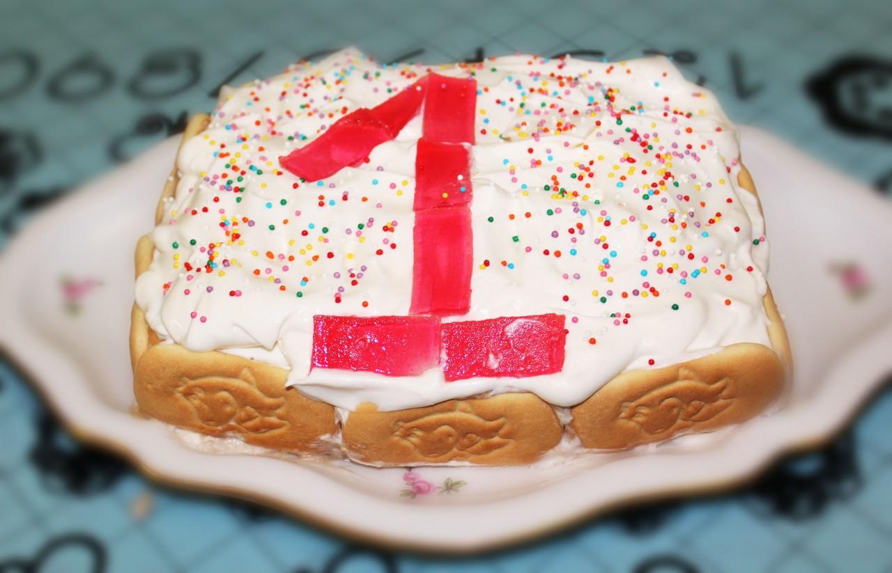 Торт для самых маленьких