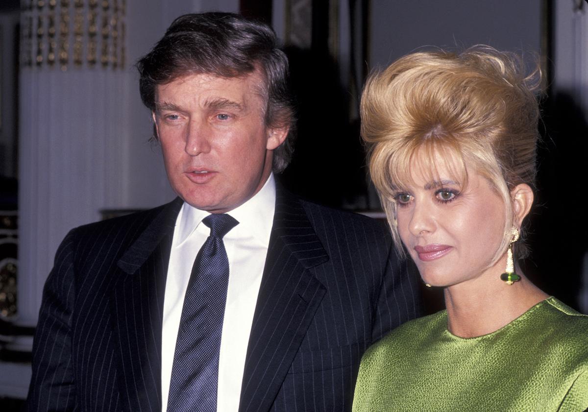 плохая новость бывшие жены дональда трампа фото это чудо принесет