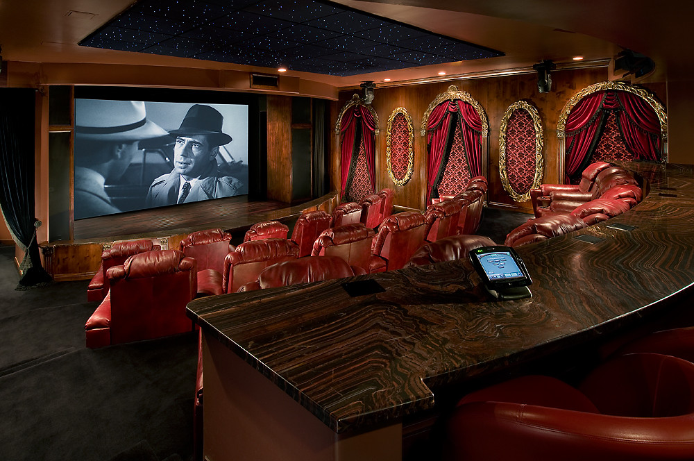 The 30 Sickest Home Theaters That We Aspire To Own…As Soon A