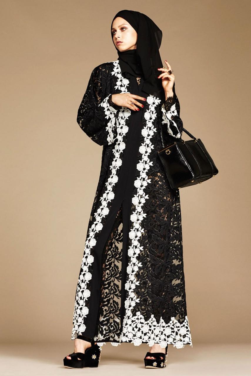 Первая арабская коллекция Dolce & Gabbana