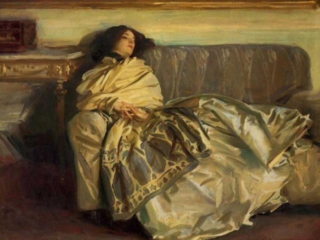 История шали, самого женственного предмета дамского гардероба