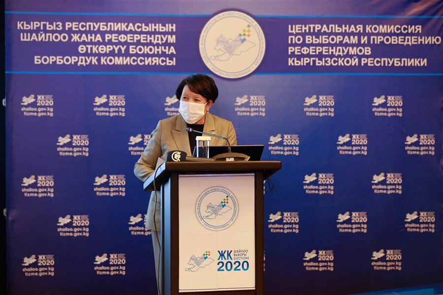 Битва за президентство: кто может встать у «руля» Киргизии геополитика