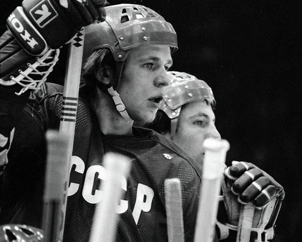 Секрет русских воспоминания, фетисов, хоккей