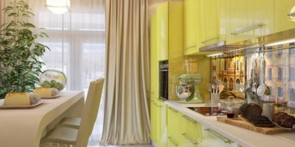 Уют в доме. Выбираем цвет кухни