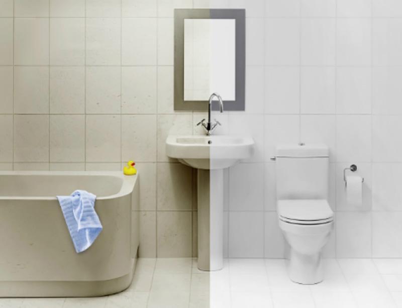 7 советов, которые позволят быстро навести порядок в ванной