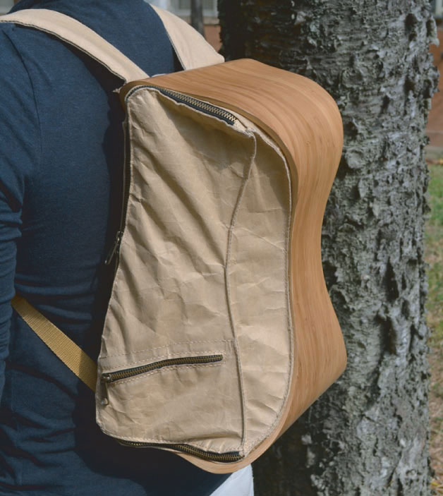 Стул-рюкзак Bentwood для занятого студента