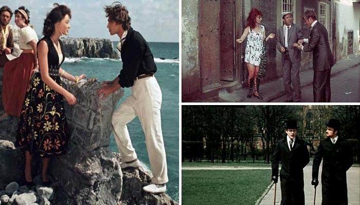 Практически все сцены «заграницы» советские режиссеры снимали не выезжая из страны.