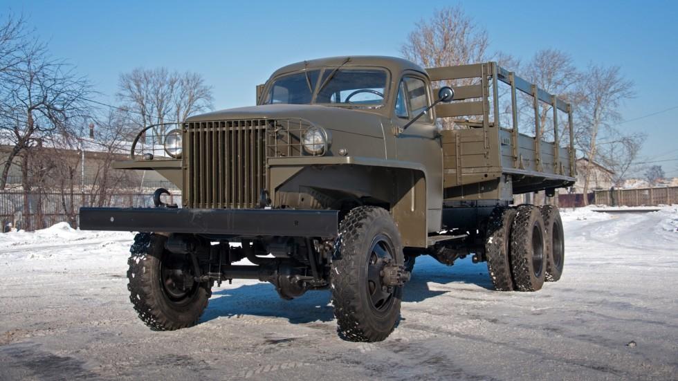 Studebaker US6 три четверти (2)