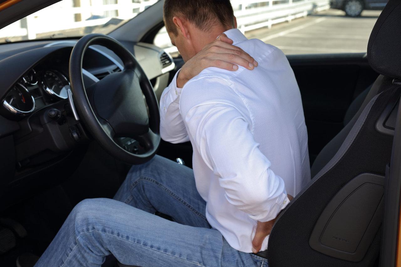 Как правильно сидеть за рулем, чтобы не болела спина авто и мото,водителю на заметку