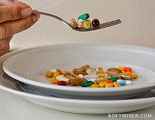 Синтетические витамины опасны для здоровья 2