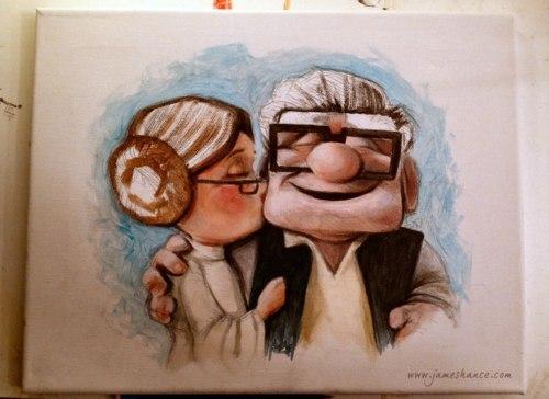 Кто такие бабушка и дедушка...