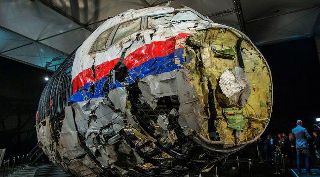 Голландские спецслужбы: «Боинг» MH-17 могла сбить только Украина (ФОТО)