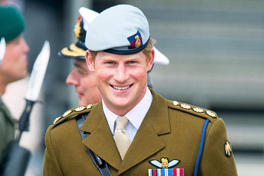 Принц Гарри пока не может завести детей
