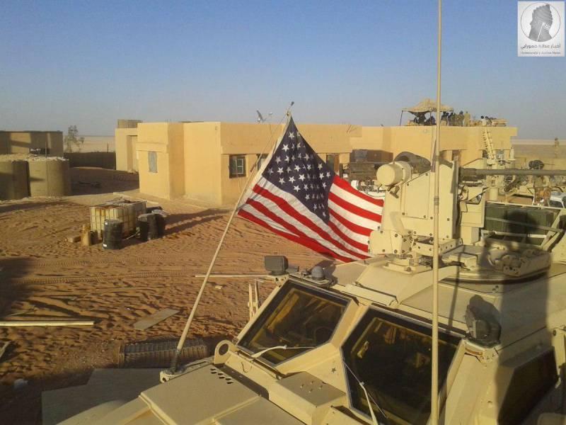 Игиловцы атаковали контингент США в Дейр-эз-Зоре. Стычка за нефть