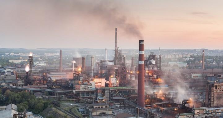Промышленность Донбасса: что теряет Украина?