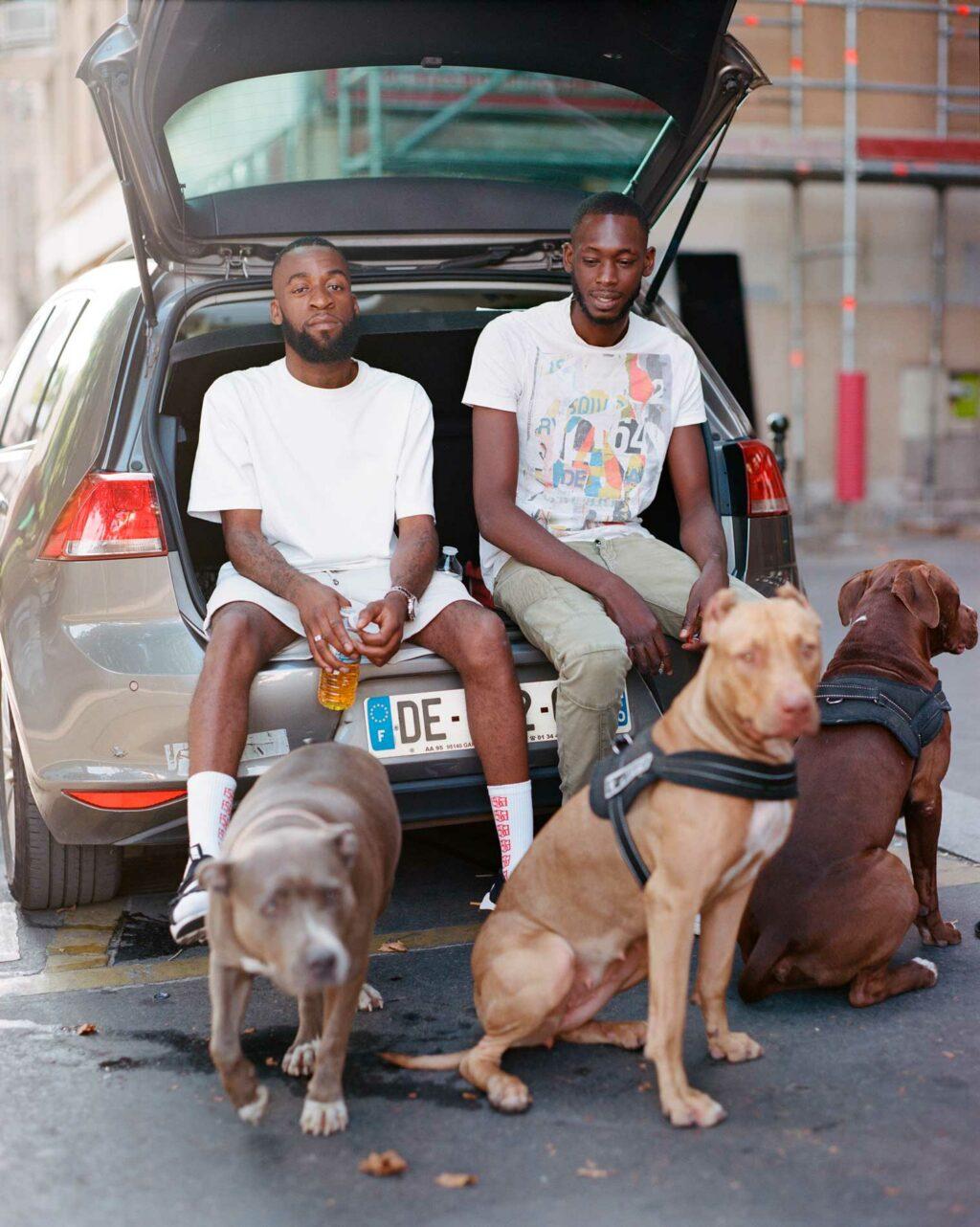 Чрево Парижа:как живут обитатели французского гетто