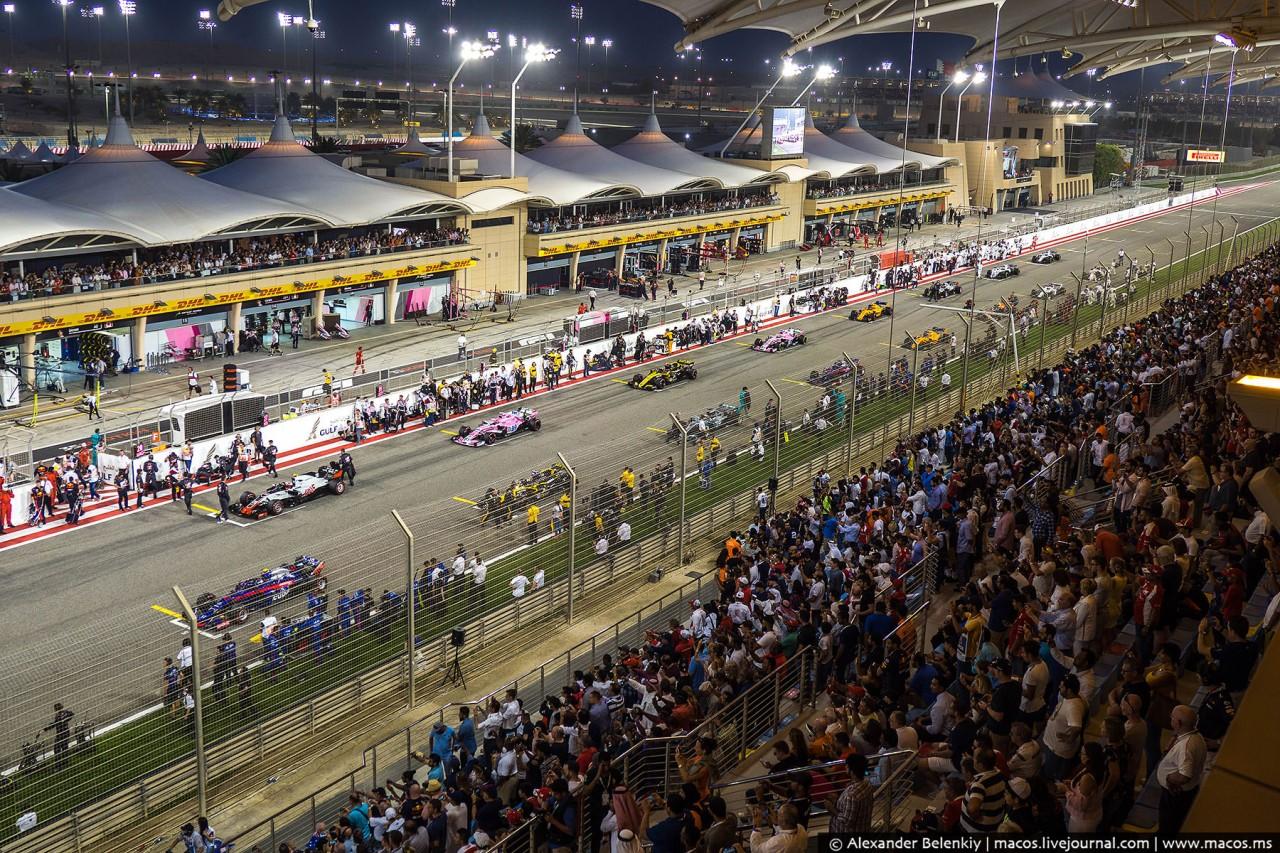 Формула роскоши: как я побывал VIP-гостем на Гран-при Бахрейна