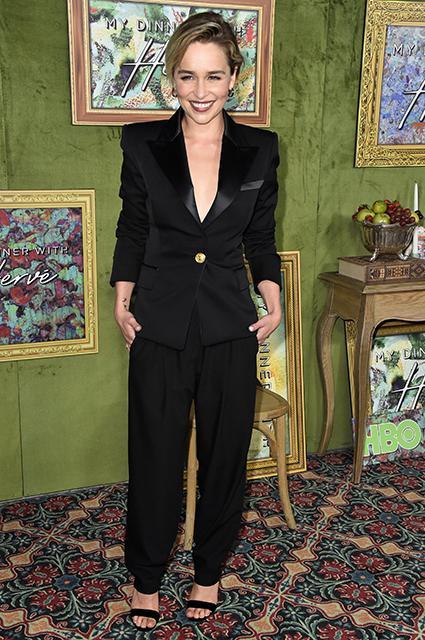 Эмилия Кларк подогрела слухи о романе с режиссером Чарли Макдауэллом звездные пары, эмилия кларк, чарли макдауэлл