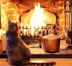 Пусть  каждому будет дома тепло.