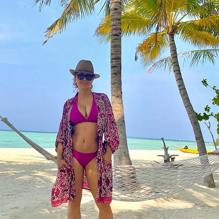 Сальма Хайек опубликовала новое фото в бикини и поблагодарила уходящий год Экстерьер