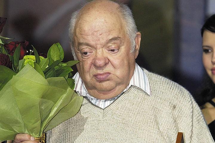 Наум Коржавин - самый старый…