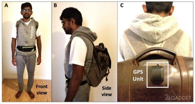 Рюкзак с искусственным интеллектом заменит слабовидящим людям поводыря