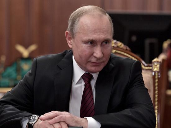 В ГД внесли законопроект, разрешающий Путину претендовать еще на 2 срока