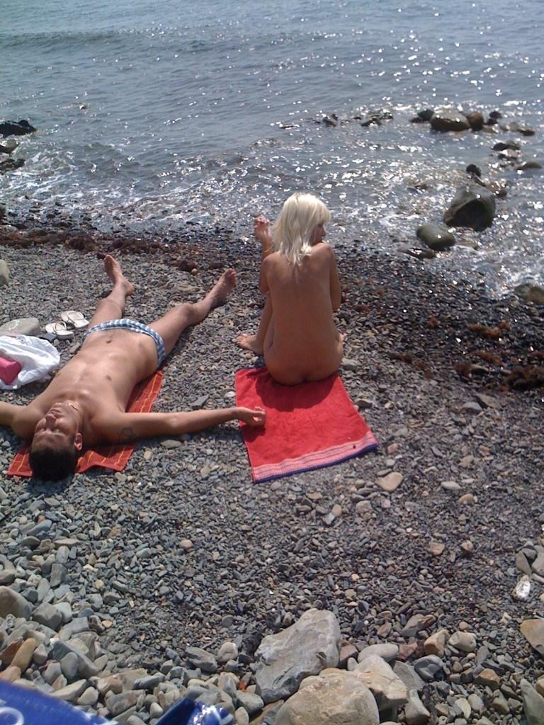 Крым порно на пляже новофедоровка 44812 фотография