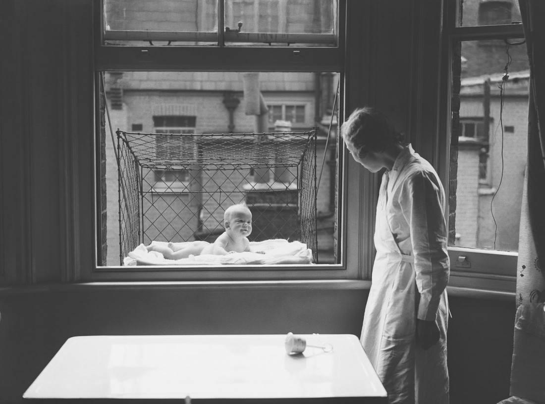 Дети в клетке, или муж главнее ребенка