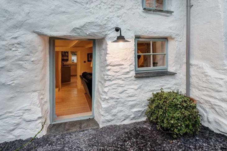 Этому дому более 300 лет, и внутри он невероятно крут