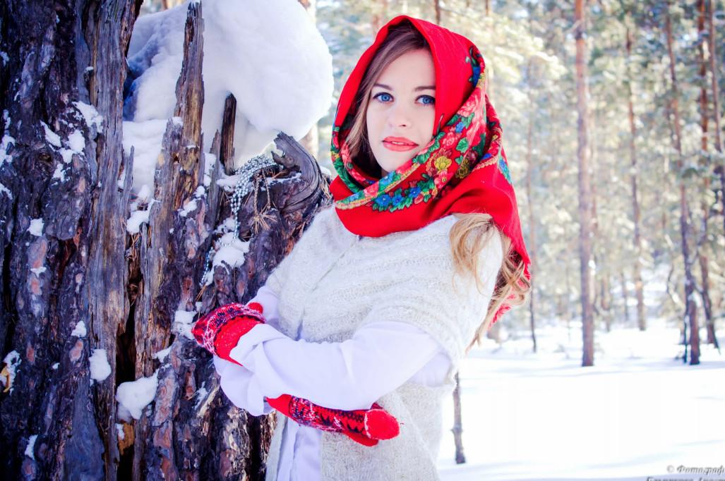 в каком стиле фотографироваться зимой чем