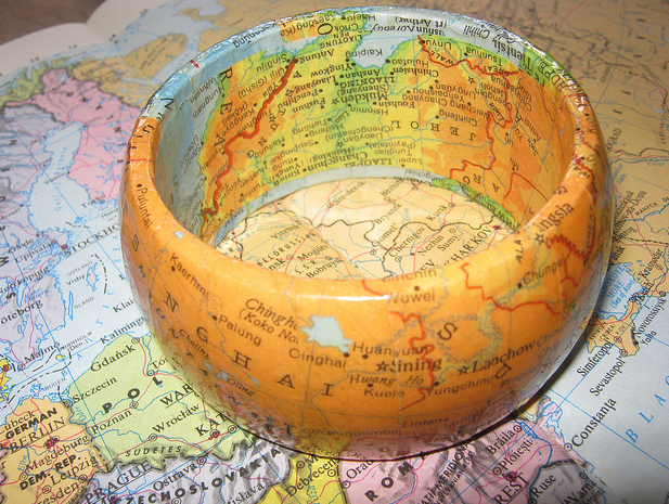 Геополитические игры России, США, Китая, Индии и Японии