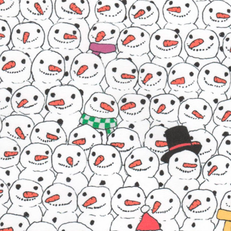 Где-то здесь прячется хитрая панда! Сможете найти её быстрее, чем за 30 секунд?