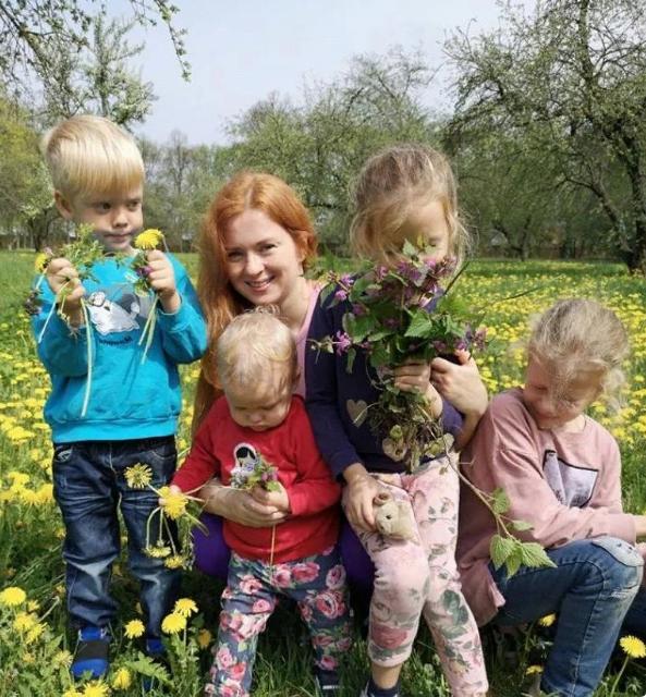 Актриса Екатерина Копанова в 35 лет стала мамой 4 детей актриса,Екатерина Копанова,звезда,наши звезды,фильм,фото,шоубиz,шоубиз