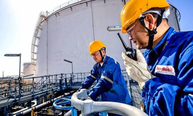 Американские нефтяники напле…