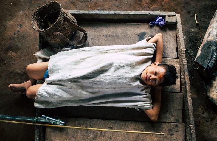 15+ фото о том, как живут племена Амазонки, которые находятся на грани исчезновения