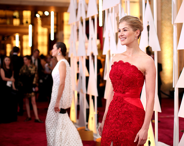 «Оскар»-2015: десять лучших платьев