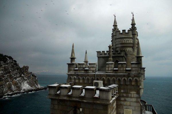 Крым как геополитическая оши…