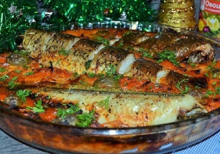 Рыбное ассорти: сытное и полезное блюдо из улова мужа