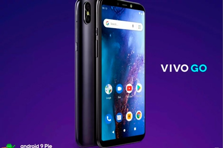 BLU Vivo Go: первый смартфон на Android 9.0 Pie Go Edition