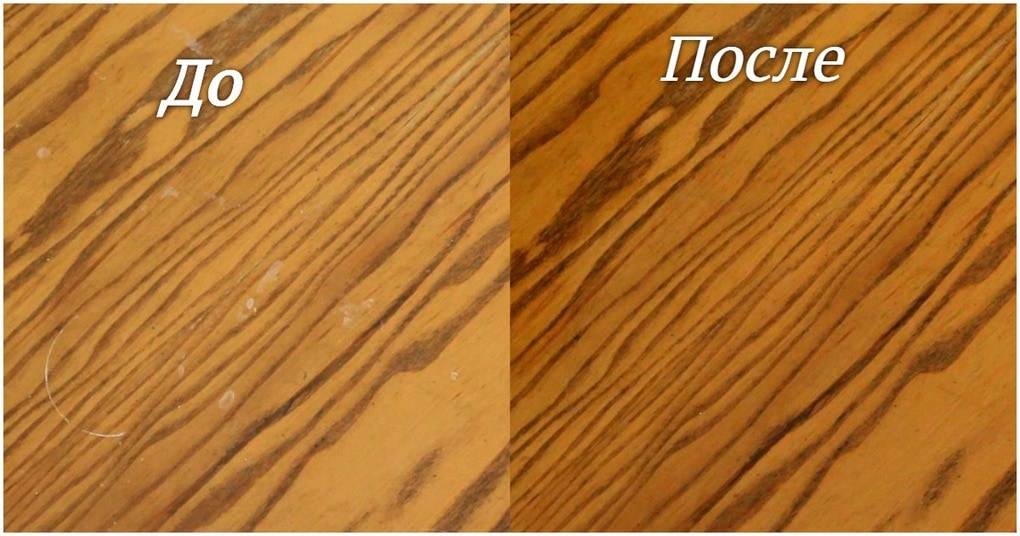 Простой и эффективный способ полировки дерева всего из двух ингредиентов