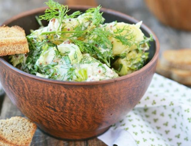 Быстрые салаты: лучшие рецепты
