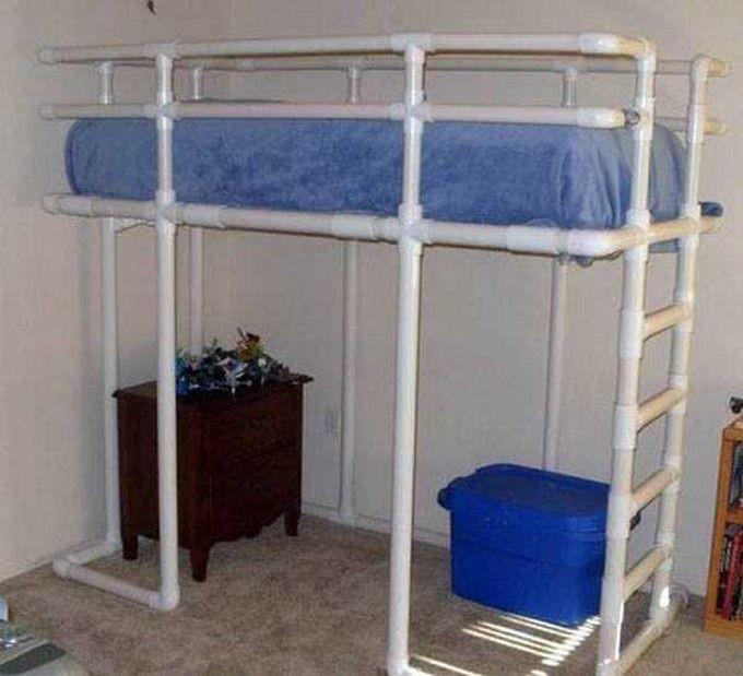 5. Бюджетный вариант спального места идея, люди, находчивость, русские