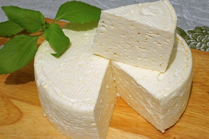 Домашний сыр по рецепту из Ф…